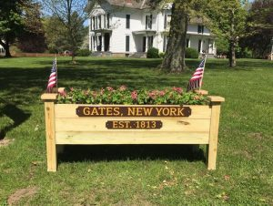 News from the Gates Historical Society