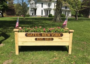 Thumbnail for the post titled: News from the Gates Historical Society