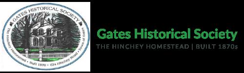 Logo for Gates Historical Society