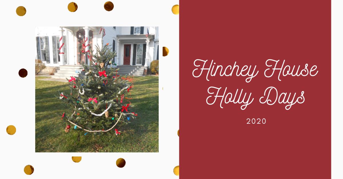 Hinchey House Holly Days